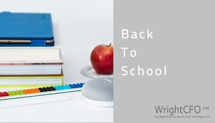 Back to school:  A Guide to Supporting your Finance Team through Accountancy Qualification